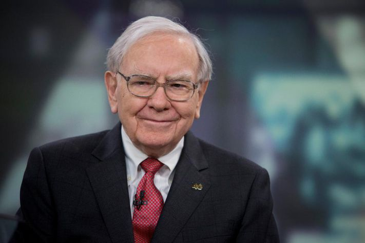 Photo of Warren Buffet will leave all his shares invested in index funds
