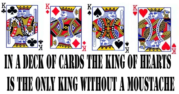 Are you the intimacy king or queen of hearts?
